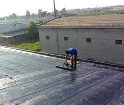 屋面防水补漏的施工条件