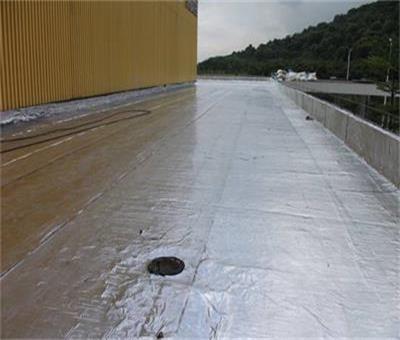 屋面涂布防水涂料防水的做法