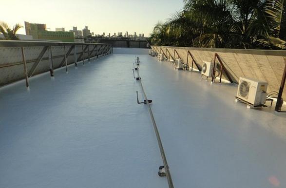 成铭带你了解屋顶防水补漏施工流程