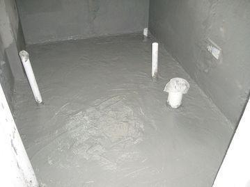 厨卫做防水补漏处理的工艺流程