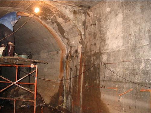 地下室防水补漏工程