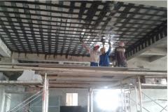 承接华南植园实验大楼三楼加固改造