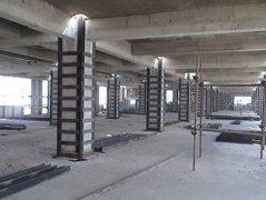 柱子加固方法